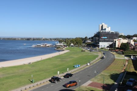Perth subdued residential market