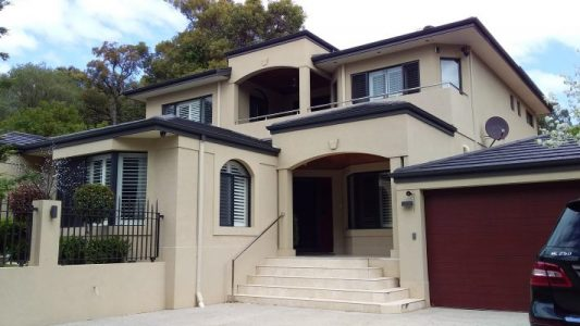 Perth residential property market